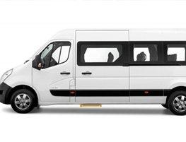 16 Seater Minibus Hire Bath