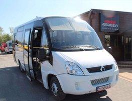 24 Seater Minibus Hire Bath