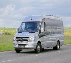 16 Seater Executive minibus hir