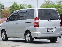 8 Seater Minibus Hire bath