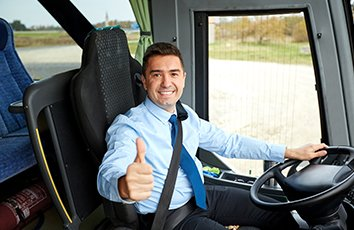 Minibus Hire With Driver Bath